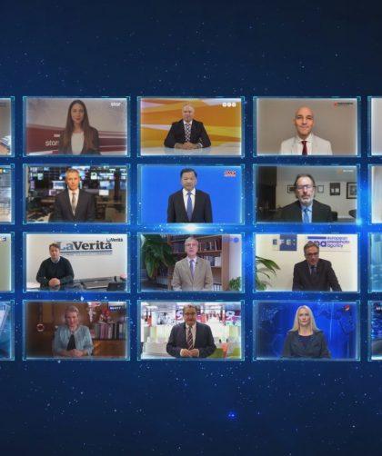 Chińskie i europejskie media nawiązują obopólnie korzystną, wielostronną współpracę - BizON Media